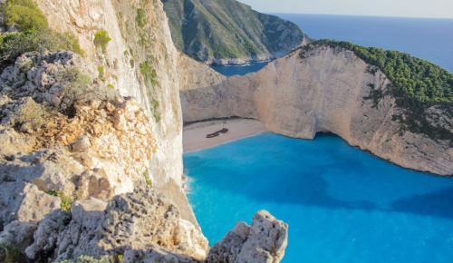 Ζάκυνθος: Κατάρρευση βράχου στο Ναυάγιο – Τραυματίστηκε μία λουόμενη (pics)   Pagenews.gr
