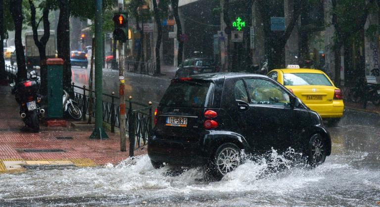 ΚΑΙΡΟΣ: Έκτακτο δελτίο επιδείνωσης – Θυελλώδεις άνεμοι και καταιγίδες | Pagenews.gr