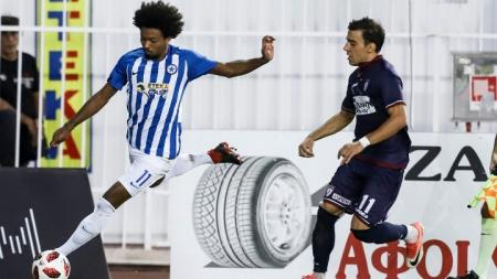 Ατρόμητος – Λάρισα 2-0: Στην κορυφή οι Περιστεριώτες | Pagenews.gr