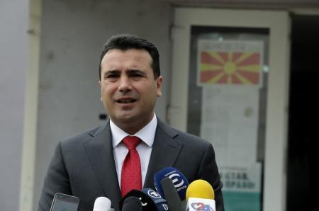 Σκόπια: Ο Ζάεφ αισιόδοξος ότι θα βρει κι άλλους «αποστάτες»   Pagenews.gr