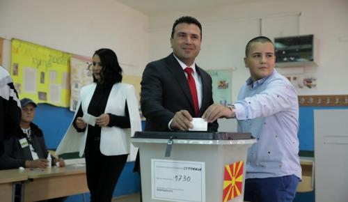 ΔΗΜΟΨΗΦΙΣΜΑ ΣΚΟΠΙΑ: Ο Ζάεφ δεν πάει σε εκλογές – Η συντριπτική πλειοψηφία ψήφισε «ναι» | Pagenews.gr