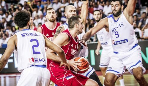 Ελλάδα – Σερβία: 70 – 63 | Pagenews.gr
