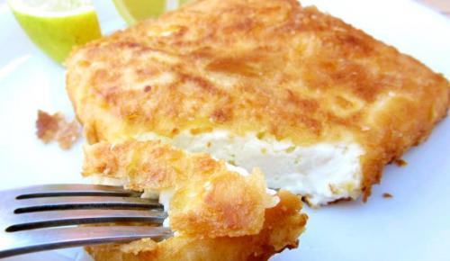 Η συνταγή της ημέρας: Φέτα σαγανάκι με παπαρουνόσπορο | Pagenews.gr