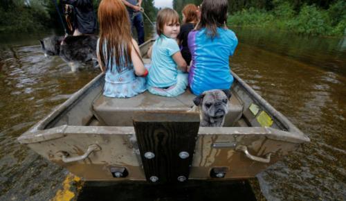 ΗΠΑ: Στους 23 οι νεκροί από τις σαρωτικές πλημμύρες μετά τον τυφώνα Φλόρενς | Pagenews.gr
