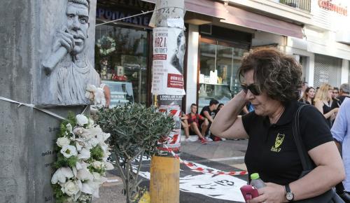 Η μητέρα του Παύλου Φύσσα συγκλονίζει – Τι λέει για το βράδυ της δολοφονίας   Pagenews.gr
