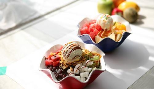 Παγωτό με μελάνι από καλαμάρι (pics) | Pagenews.gr