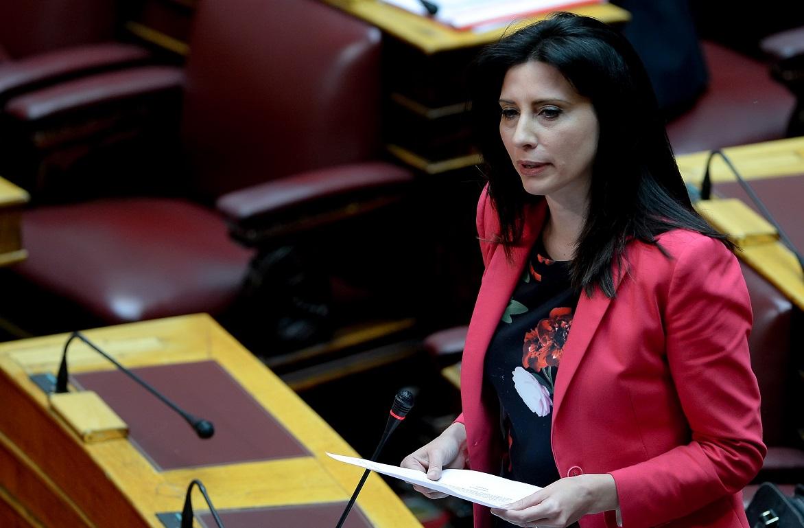 ΦΥΣΣΑΣ: Η πρόταση της Κασιμάτη στη Βουλή για την επέτειο της δολοφονίας του | Pagenews.gr