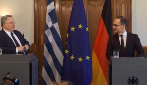 Κοτζιάς: «Η Συμφωνία των Πρεσπών δίνει στα Βαλκάνια σταθερότητα και ασφάλεια»   Pagenews.gr