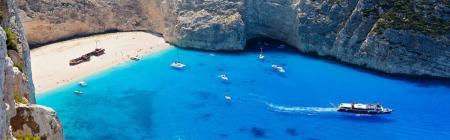 ΠΑΡΑΛΙΑ ΝΑΥΑΓΙΟ: Η ιστορία πίσω από την πιο ξακουστή παραλία της Ζακύνθου | Pagenews.gr
