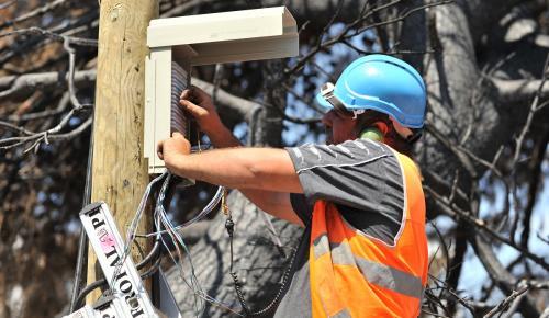 ΦΩΤΙΑ ΣΤΟ ΜΑΤΙ: Αποκαταστάθηκαν οι τηλεπικοινωνιακές υποδομές στον Νέο Βουτζά | Pagenews.gr