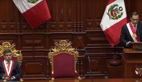 Περού: Απετράπη νέα πολιτική κρίση | Pagenews.gr