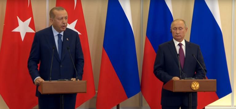 Ιντλίμπ: Τουρκία και Μόσχα συμφώνησαν τα σύνορα της αποστρατικοποιημένης ζώνης | Pagenews.gr
