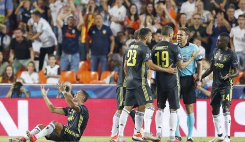 Κόκκινη κάρτα στον Ρονάλντο – Αποχώρησε με δάκρυα στα μάτια | Pagenews.gr