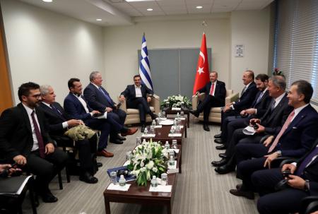 Τσίπρας – Ερντογάν: Στο επίκεντρο της συζήτησης το Κυπριακό | Pagenews.gr
