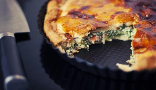 Η συνταγή της Ημέρας: Τάρτα με σέσκουλα και σεβρ | Pagenews.gr