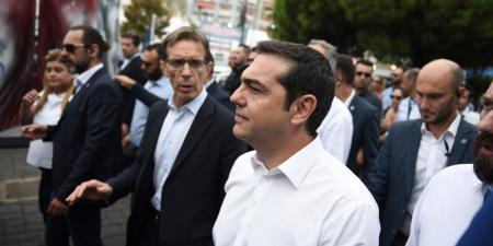 ΔΕΘ 2018: Μετά από 8 χρόνια μπορούμε να σχεδιάσουμε την Ελλάδα της επόμενης μέρας | Pagenews.gr
