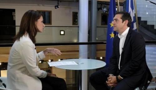 Τσίπρας στο Euronews:  Η περικοπή των συντάξεων θα αποφευχθεί – Στόχος μας η ολοκλήρωση της τετραετίας | Pagenews.gr