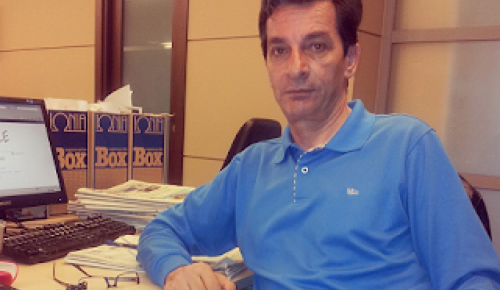 ΣΩΤΗΡΗΣ ΚΑΨΩΧΑΣ: Χαμός από σχόλιο δημοσιογράφου της ΕΡΤ για τον Μητσοτάκη | Pagenews.gr