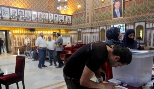 Συρία: Ιστορική στιγμή – Δημοτικές εκλογές για πρώτη φορά από το 2011 | Pagenews.gr
