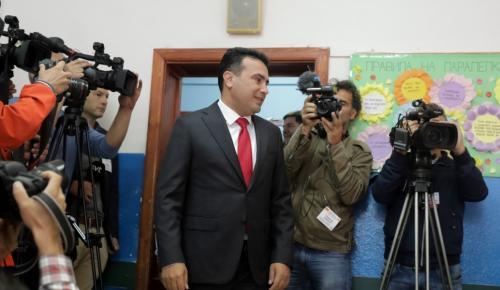 ΔΗΜΟΨΗΦΙΣΜΑ ΣΚΟΠΙΑ: Ψήφισαν Ζάεφ και Ντιμιτρόφ – Σε χαμηλά επίπεδα η προσέλευση | Pagenews.gr