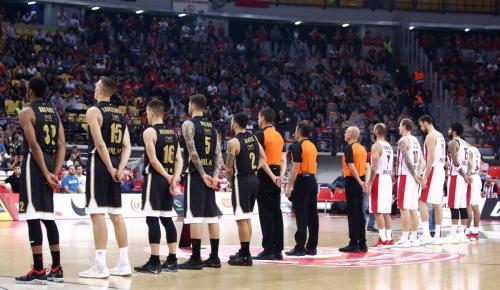 Ολυμπιακός – Αρμάνι: «Μάτια» του NBA στο ΣΕΦ | Pagenews.gr