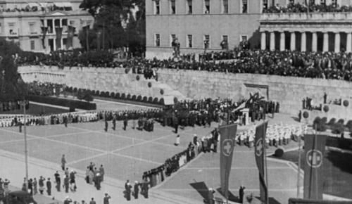 12 Οκτωβρίου: Η απελευθέρωση της Αθήνας από τους Γερμανούς το 1944   Pagenews.gr