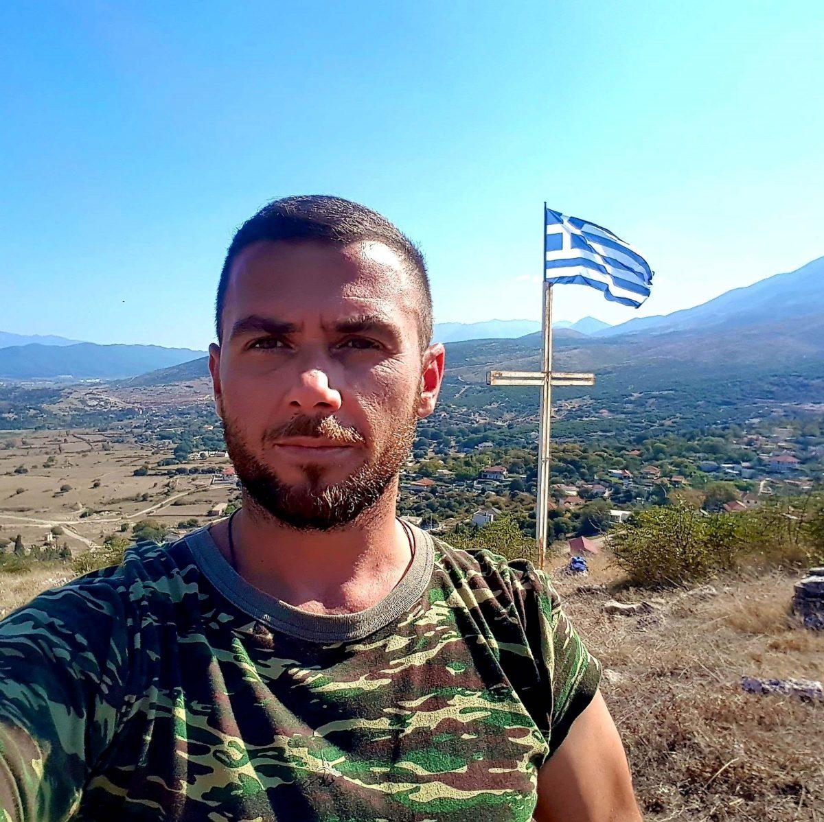 Κωνσταντίνος Κατσίφας  Αξιωματικός της ΕΛΑΣ στην Αλβανία για τις ... 71ad2f7876a