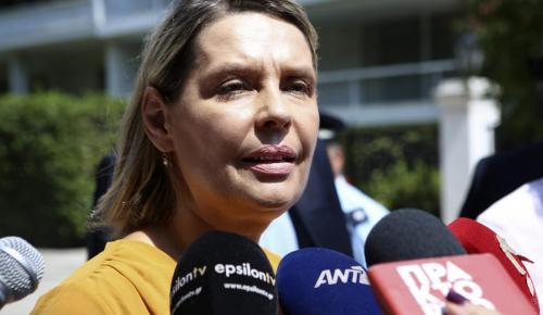 Παπακώστα: Κάποιοι αρνούνται να συμπεριφερθούν υπεύθυνα | Pagenews.gr