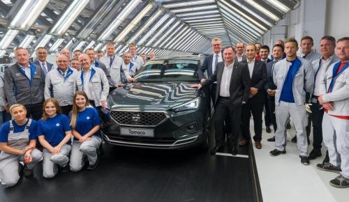 SEAT Tarraco: Ξεκινά η παραγωγή του στην Γερμανία   Pagenews.gr