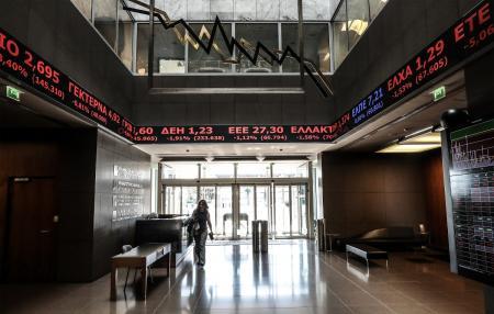 Χρηματιστήριο: Περιορίστηκαν οι μεγάλες απώλειες | Pagenews.gr