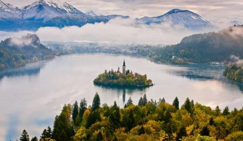 Μπλεντ: Το παραμυθένιο χωριό της Σλοβενίας που κόβει την ανάσα (pics) | Pagenews.gr