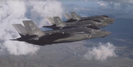 ΗΠΑ: Καθηλώθηκαν τα μαχητικά F-35 με εντολή του Πενταγώνου | Pagenews.gr