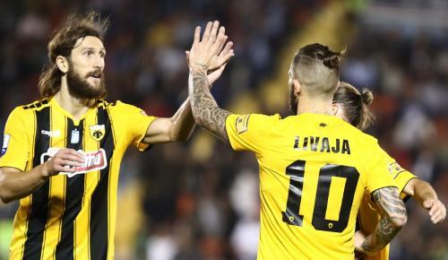 Απόλλων – ΑΕΚ: Τελικό σκορ: 0-2 | Pagenews.gr