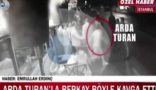 Το βίντεο με την επίθεση του Τουράν σε Τούρκο τραγουδιστή! (vid) | Pagenews.gr
