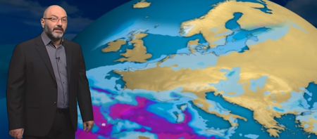 Πρόγνωση καιρού: Έκτακτη ενημέρωση από τον Σάκη Αρναούτογλου – Σε ποιες περιοχές θα χιονίσει | Pagenews.gr