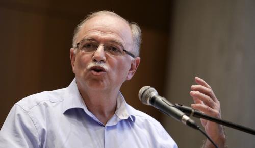 Παπαδημούλης: Να μη χαθεί η ευκαιρία για έναν ανοιχτό διάλογο | Pagenews.gr