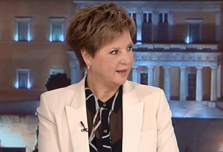 ΕΡΤ1: «Η ασφάλεια είναι βαθύ θέμα δημοκρατίας» λέει σε συνέντευξή της η Γεροβασίλη | Pagenews.gr
