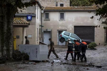 Γαλλία: Στους 12 οι νεκροί από τις πλημμύρες   Pagenews.gr