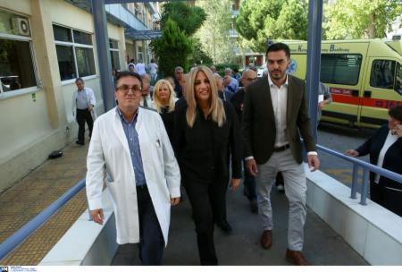 Γεννηματά για ΕΣΥ: Είναι θύμα της κυβερνητικής ανικανότητας (pics) | Pagenews.gr