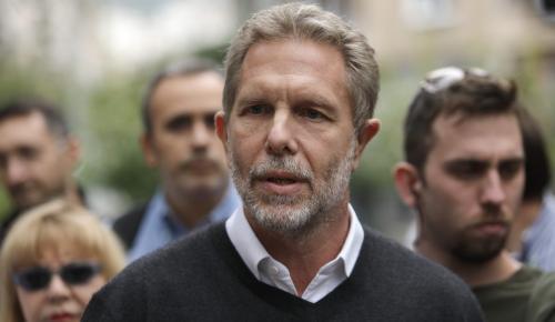 Γερουλάνος: Οι τρεις στόχοι που θέτει για τον Δήμο Αθήνας | Pagenews.gr