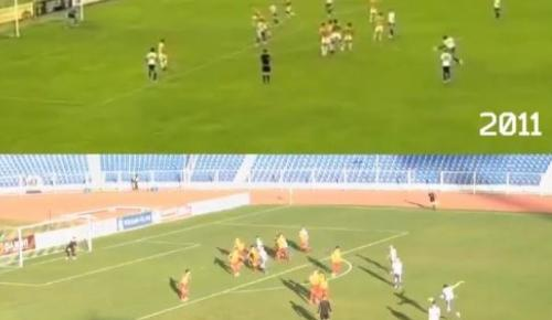 Γκολ Ρωσία: Σκόραρε με τον ίδιο ακριβώς τρόπο, στο ίδιο γήπεδο και λεπτό, επτά χρόνια μετά (vid) | Pagenews.gr