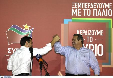 Μήπως τελικά ο Καμμένος να κατέβει στην επόμενη στάση; | Pagenews.gr