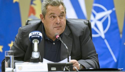 Καμμένος για καταγγελίες VMRO: «Οποιος συμμορφώνεται παίρνει 2 εκατομμύρια ευρώ -Ντρέπομαι!» | Pagenews.gr