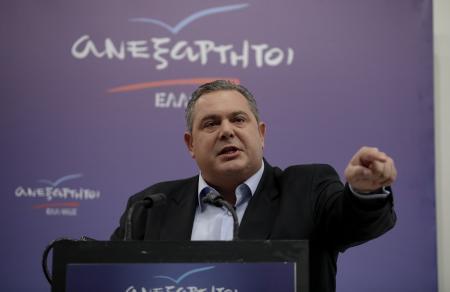Καμμένος στην ΚΟ ΑΝΕΛ: «Καταψηφίζουμε τις Πρέσπες, αποσύρουμε υπουργούς και συνεχίζουμε» | Pagenews.gr