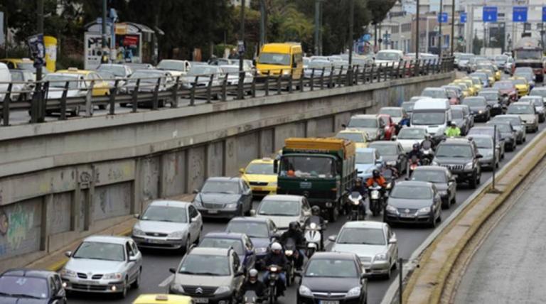 Κίνηση στους δρόμους: Κυκλοφοριακό κομφούζιο στην Αθήνα   Pagenews.gr