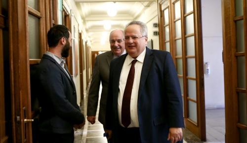 Νίκος Κοτζιάς: Παραιτήθηκε ο υπουργός Εξωτερικών | Pagenews.gr