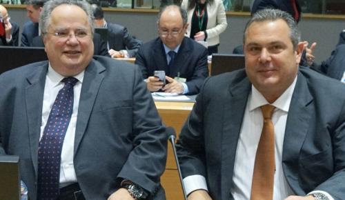 Υπουργικό συμβούλιο: Ο διάλογος Καμμένου – Κοτζιά | Pagenews.gr