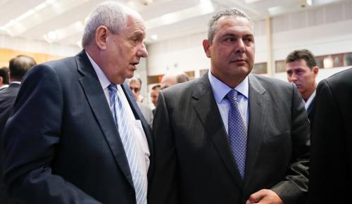 Κουίκ σε Καμμένο: «Βρίσκομαι στην Αίγυπτο υπηρετώντας την εξωτερική πολιτική που χαράσσει ο Τσίπρας» | Pagenews.gr