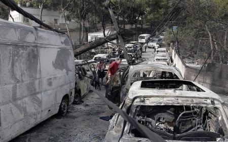 Φωτιά Μάτι: Πόρισμα – κόλαφος για τους υπεύθυνους (pic) | Pagenews.gr