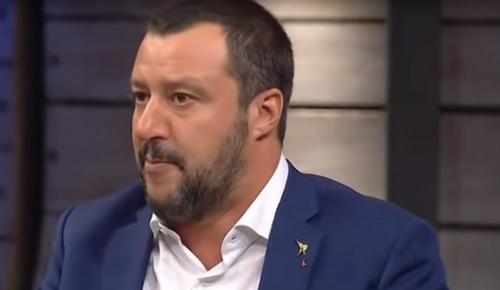 Σαλβίνι για προϋπολογισμό: Απόλυτα ξεκάθαρος ότι δεν θα γίνει καμία αλλαγή | Pagenews.gr
